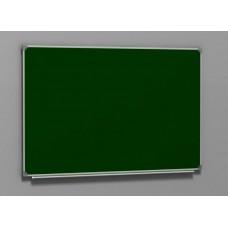 Доска школьная меловая магнитная 100х150 см