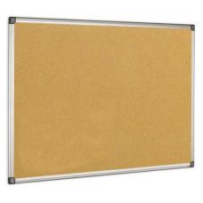 Доска пробковая настенная 120х90 см