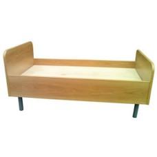Кровать для детского сада К2-1200х640х510