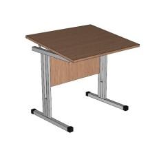 Стол-Стол-парта регулируемый для детского сада, с изменяемым наклоном