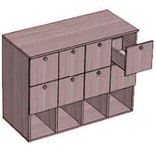 Шкаф каталожный 8 ящиков