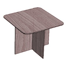 Стол читательский квадратный