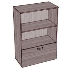 Шкаф низкий с 1 выдвижным ящиком