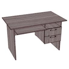 Стол компьютерный с полкой и 2 ящиками