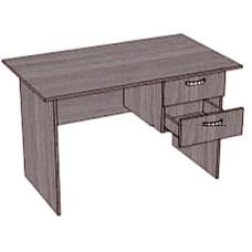 Стол, 1 тумба с 2 ящиками