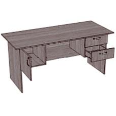 Стол письменный, 2 тумбы с 2 ящиками