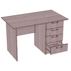 Стол письменный, 4 ящика